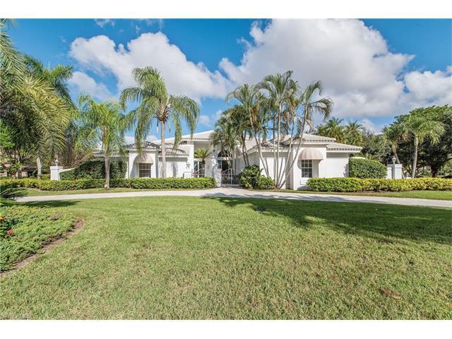 4723 Pond Apple Dr S, Naples, FL 34119 (MLS #216037488) :: The New Home Spot, Inc.