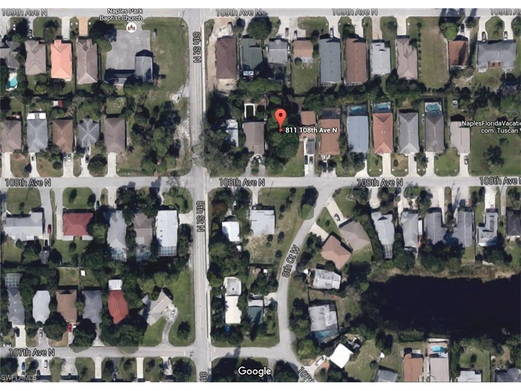 811 108th Ave N, Naples, FL 34108 (MLS #216039439) :: The New Home Spot, Inc.