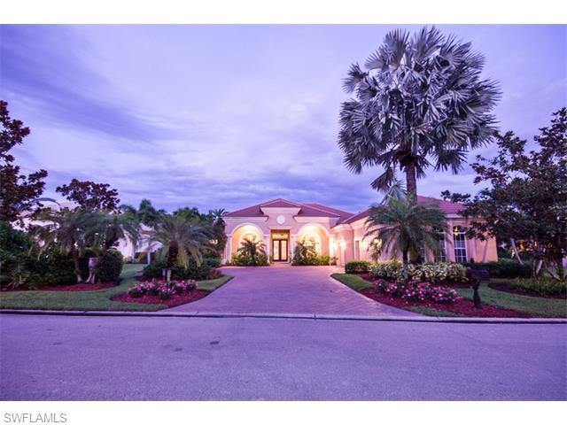 984 Glen Lake Cir, Naples, FL 34119 (#216039589) :: Homes and Land Brokers, Inc