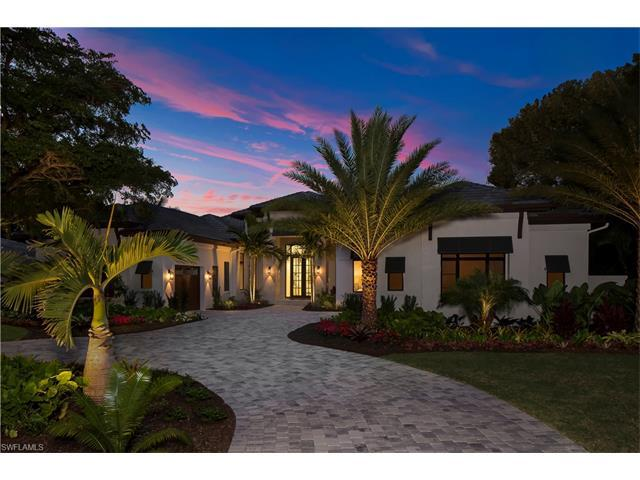675 Anchor Rode Dr, Naples, FL 34103 (MLS #216040997) :: The New Home Spot, Inc.