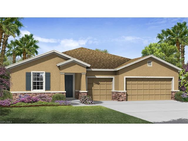3012 SW 26th Pl, Cape Coral, FL 33914 (MLS #216041994) :: The New Home Spot, Inc.