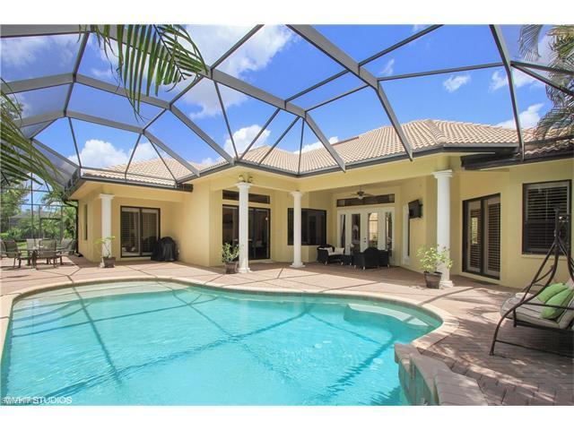 14668 Beaufort Cir, Naples, FL 34119 (MLS #216042071) :: The New Home Spot, Inc.
