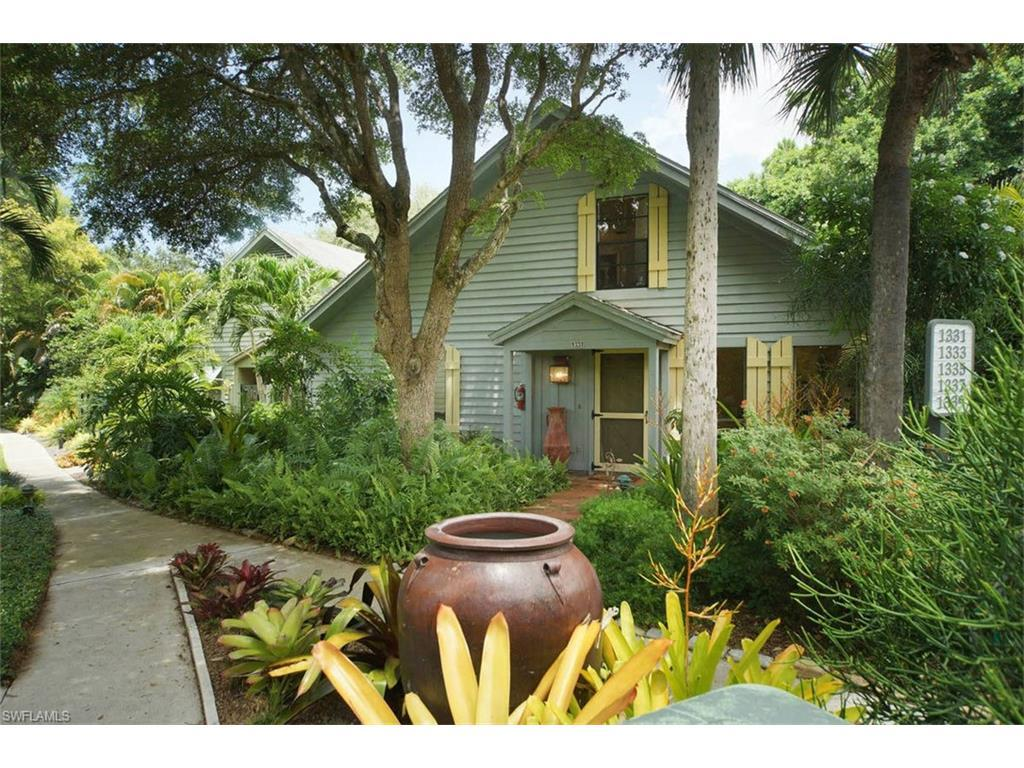 1331 Solana Rd K-6, Naples, FL 34103 (#216043675) :: Homes and Land Brokers, Inc