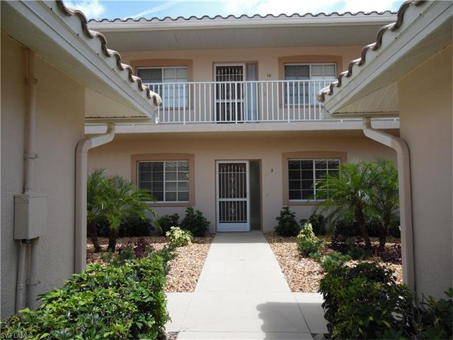 9009 Michael Cir 1-109, Naples, FL 34113 (#216045113) :: Homes and Land Brokers, Inc