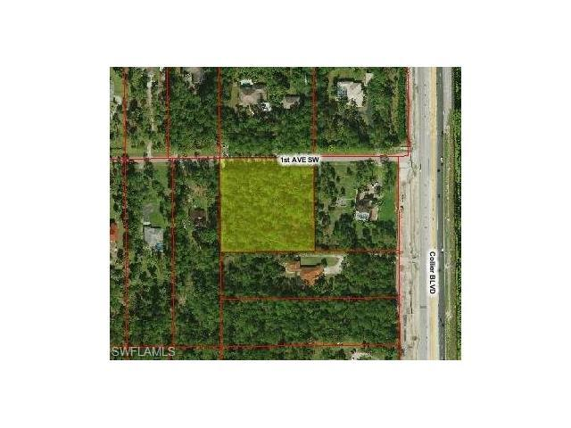 4070 1st Ave SW, Naples, FL 34119 (MLS #216046698) :: The New Home Spot, Inc.
