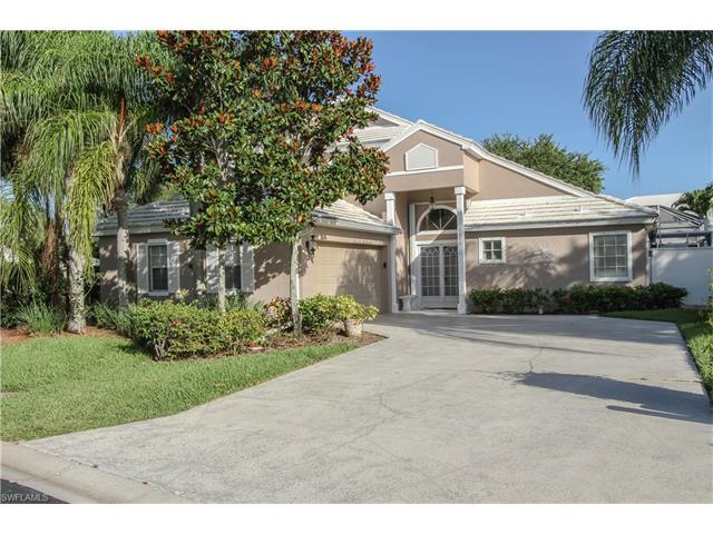 1322 Silverstrand Dr, Naples, FL 34110 (#216047289) :: Homes and Land Brokers, Inc