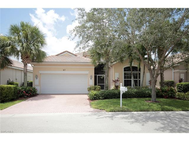 67 Glen Eagle Cir, Naples, FL 34104 (MLS #216048218) :: The New Home Spot, Inc.
