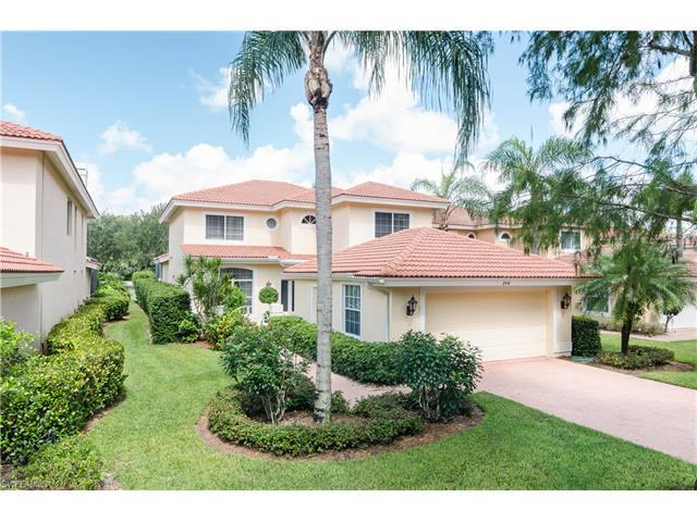 264 Edgemere Way E, Naples, FL 34105 (#216048923) :: Homes and Land Brokers, Inc