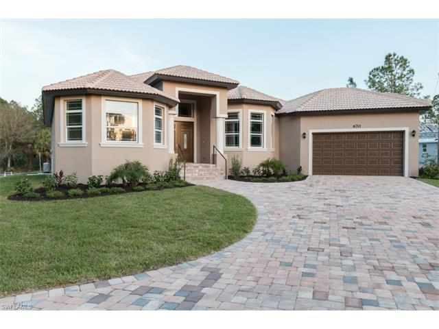 670 Wilson Blvd S, Naples, FL 34117 (#216049489) :: Homes and Land Brokers, Inc