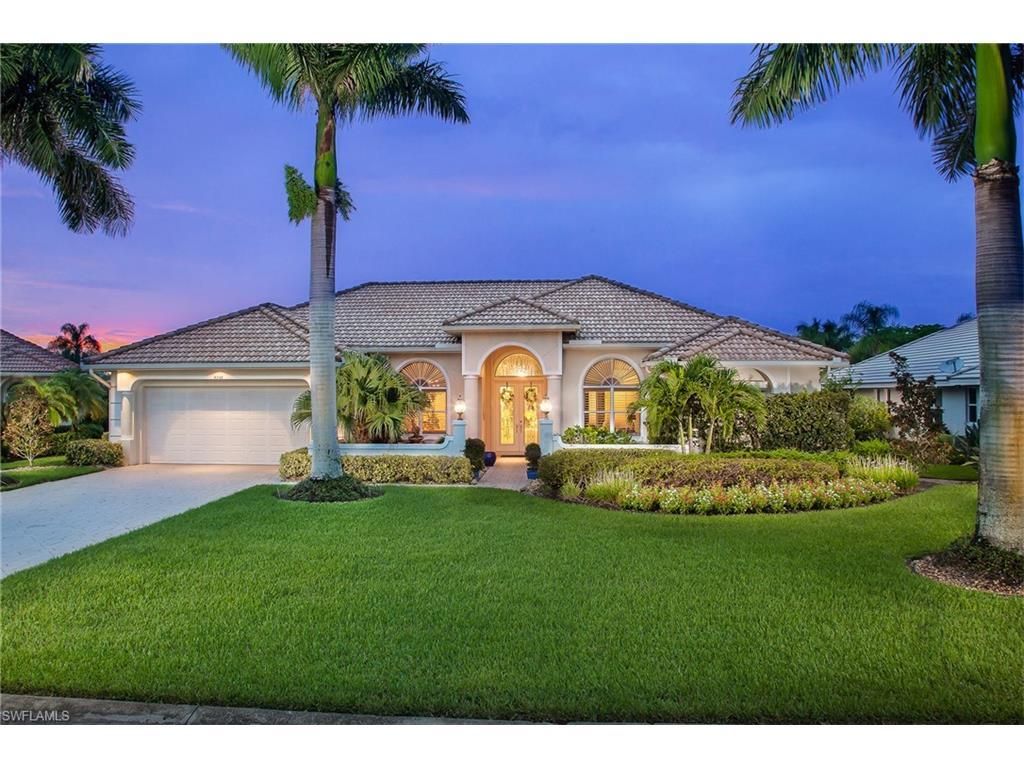 4545 Merganser Ct, Naples, FL 34119 (#216049630) :: Homes and Land Brokers, Inc