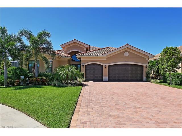 3958 Bering Ct, Naples, FL 34119 (MLS #216049794) :: The New Home Spot, Inc.