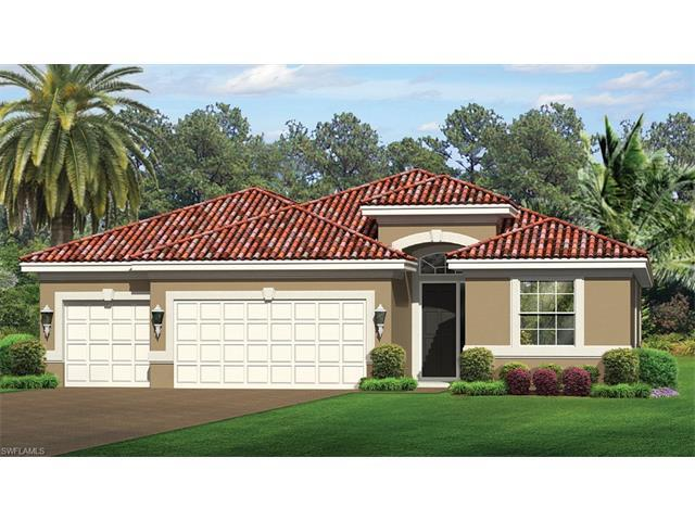 3043 Sunset Pointe Cir, Cape Coral, FL 33914 (MLS #216050321) :: The New Home Spot, Inc.