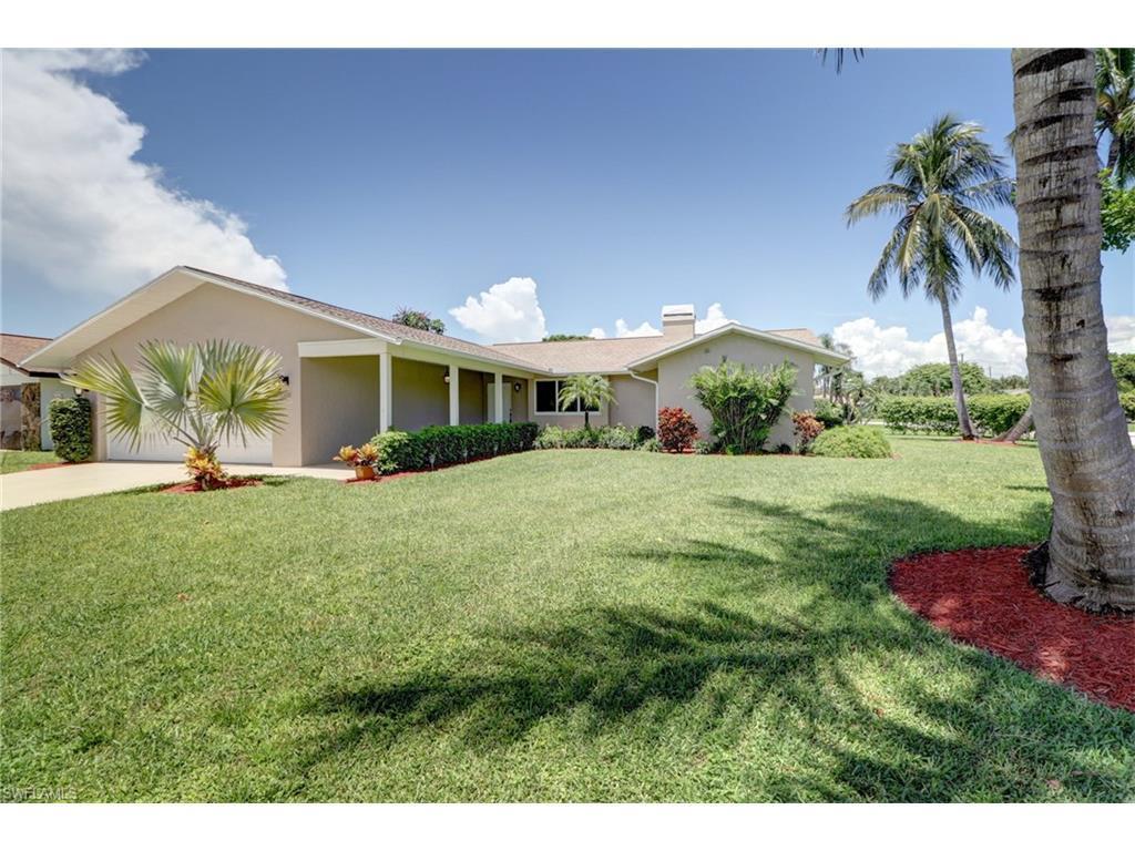 501 Landmark Dr, Naples, FL 34112 (MLS #216051203) :: The New Home Spot, Inc.