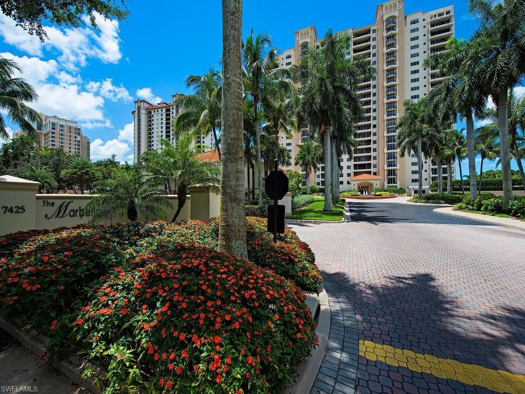 7425 Pelican Bay Blvd #402, Naples, FL 34108 (#216052506) :: Homes and Land Brokers, Inc