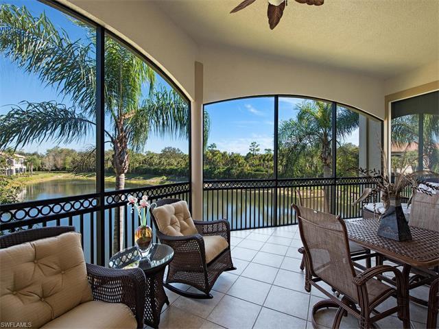 17010 Porta Vecchio Way #201, Naples, FL 34110 (MLS #216052566) :: The New Home Spot, Inc.
