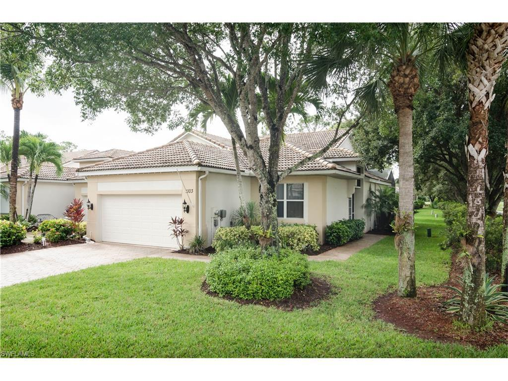 1103 Dorchester Ct #64, Naples, FL 34104 (MLS #216053016) :: The New Home Spot, Inc.
