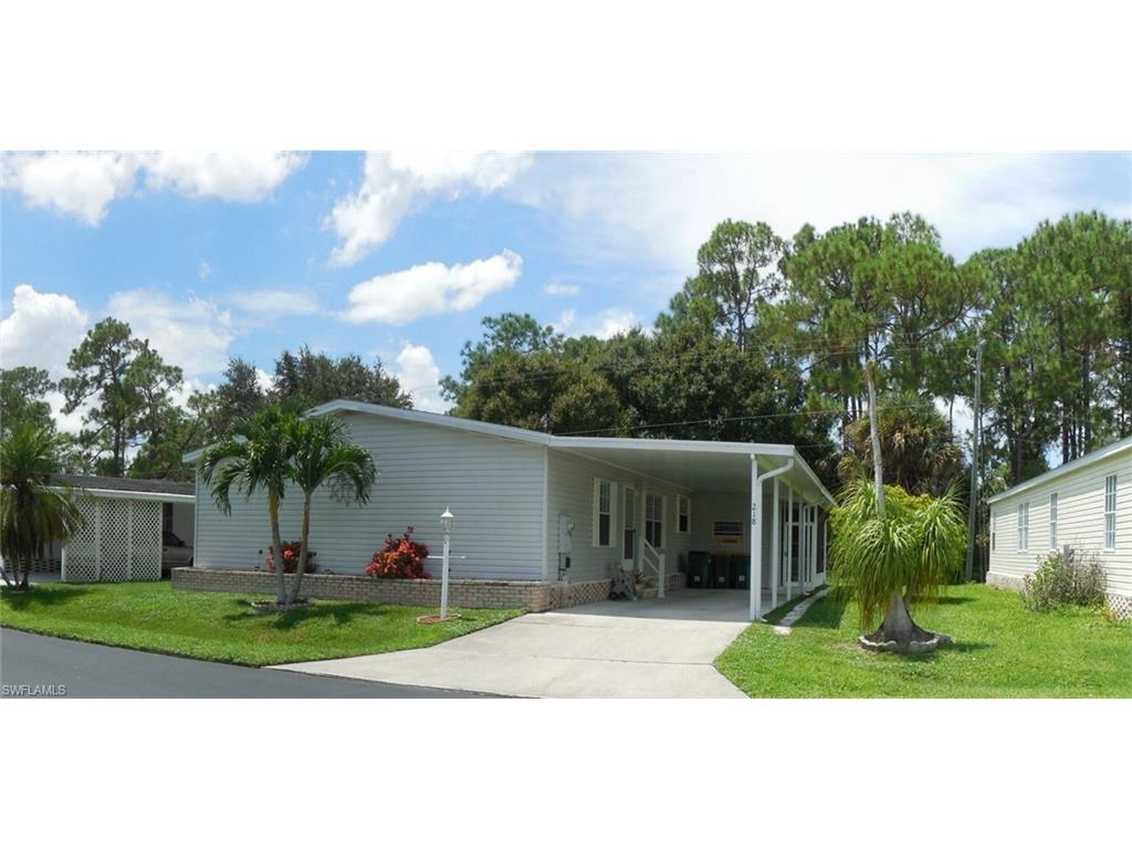 218 Grosbeak Ln #218, Naples, FL 34114 (MLS #216054017) :: The New Home Spot, Inc.