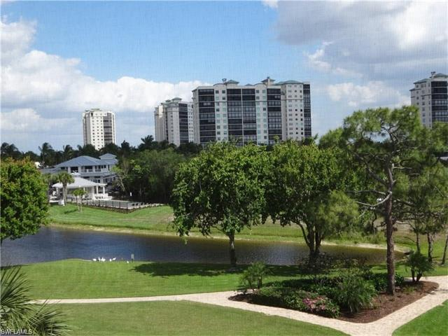 340 Horse Creek Dr #407, Naples, FL 34110 (MLS #216055104) :: The New Home Spot, Inc.