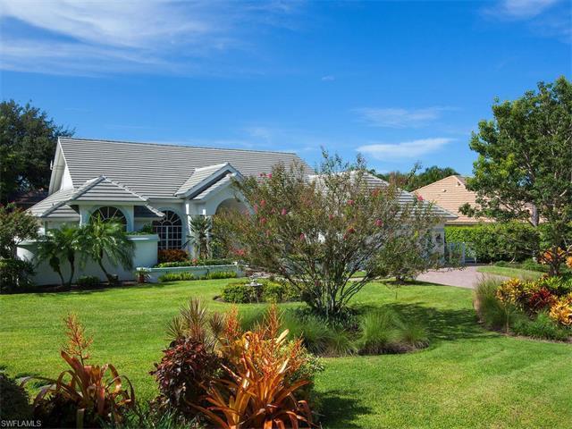 720 Turkey Oak Ln, Naples, FL 34108 (MLS #216055546) :: The New Home Spot, Inc.