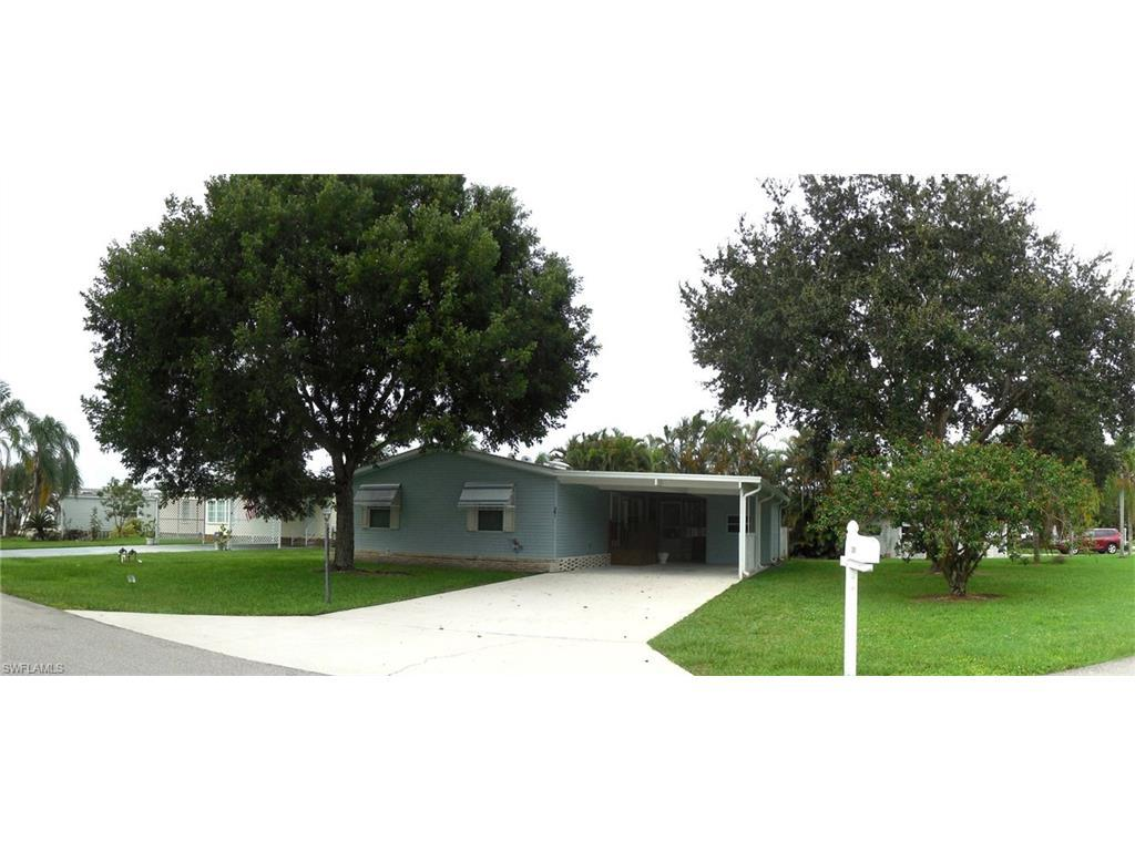 281 Riverwood Rd, Naples, FL 34114 (#216055780) :: Homes and Land Brokers, Inc