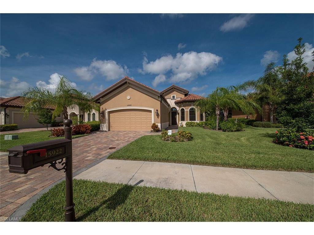 15922 Secoya Reserve Cir, Naples, FL 34110 (#216057833) :: Homes and Land Brokers, Inc