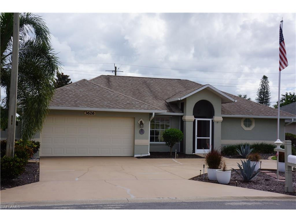 3626 Kent Dr, Naples, FL 34112 (MLS #216058048) :: The New Home Spot, Inc.