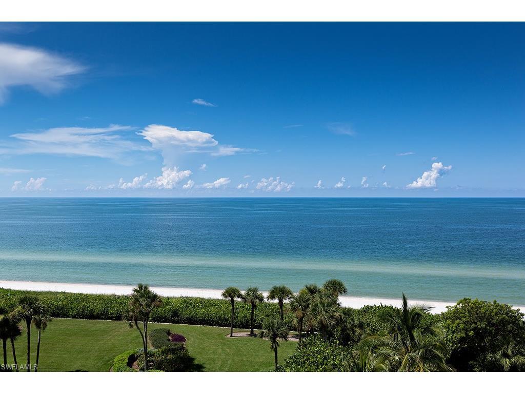 11125 Gulf Shore Dr #601, Naples, FL 34108 (MLS #216058105) :: The New Home Spot, Inc.