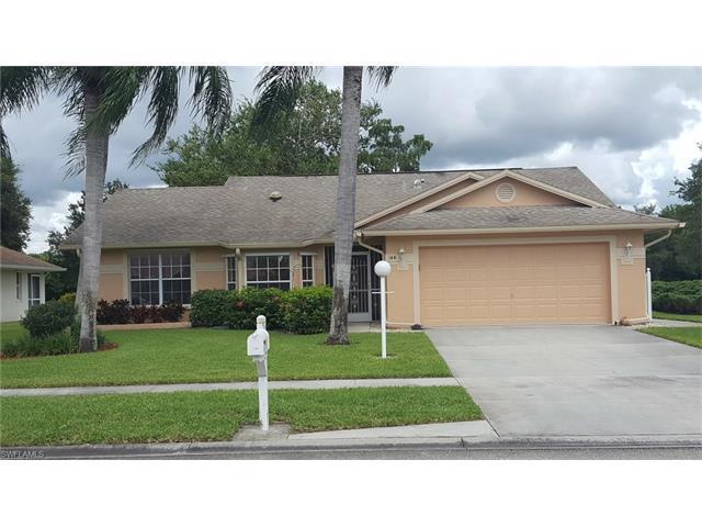144 Estelle Dr, Naples, FL 34112 (#216058127) :: Homes and Land Brokers, Inc