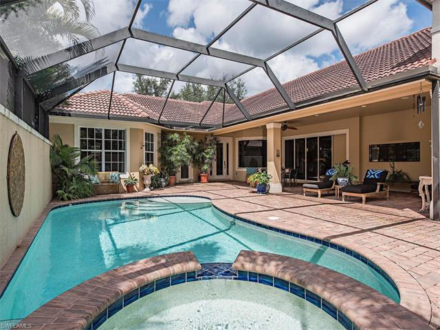 5062 Rustic Oaks Cir, Naples, FL 34105 (#216058215) :: Homes and Land Brokers, Inc