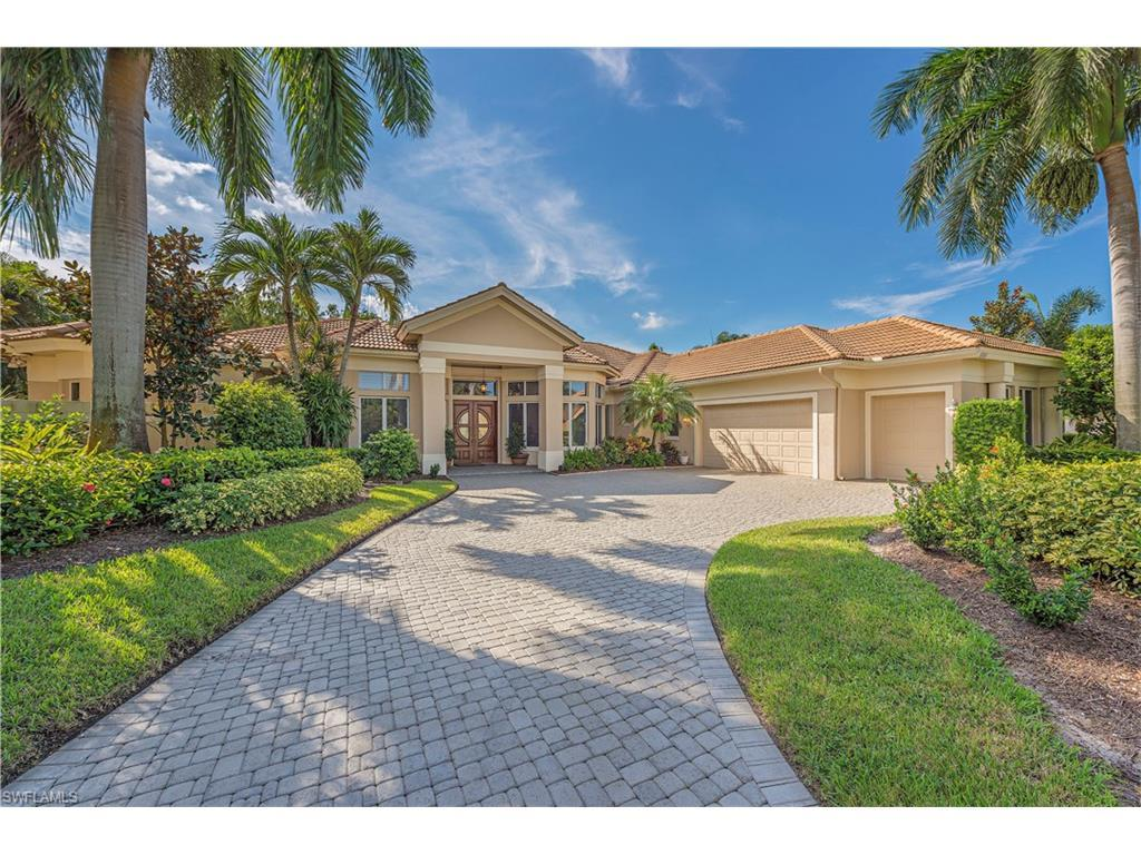 15310 Burnaby Dr, Naples, FL 34110 (#216058474) :: Homes and Land Brokers, Inc