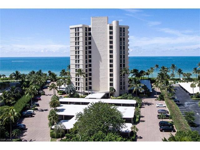 4001 Gulf Shore Blvd N Ph8, Naples, FL 34103 (#216058631) :: Homes and Land Brokers, Inc