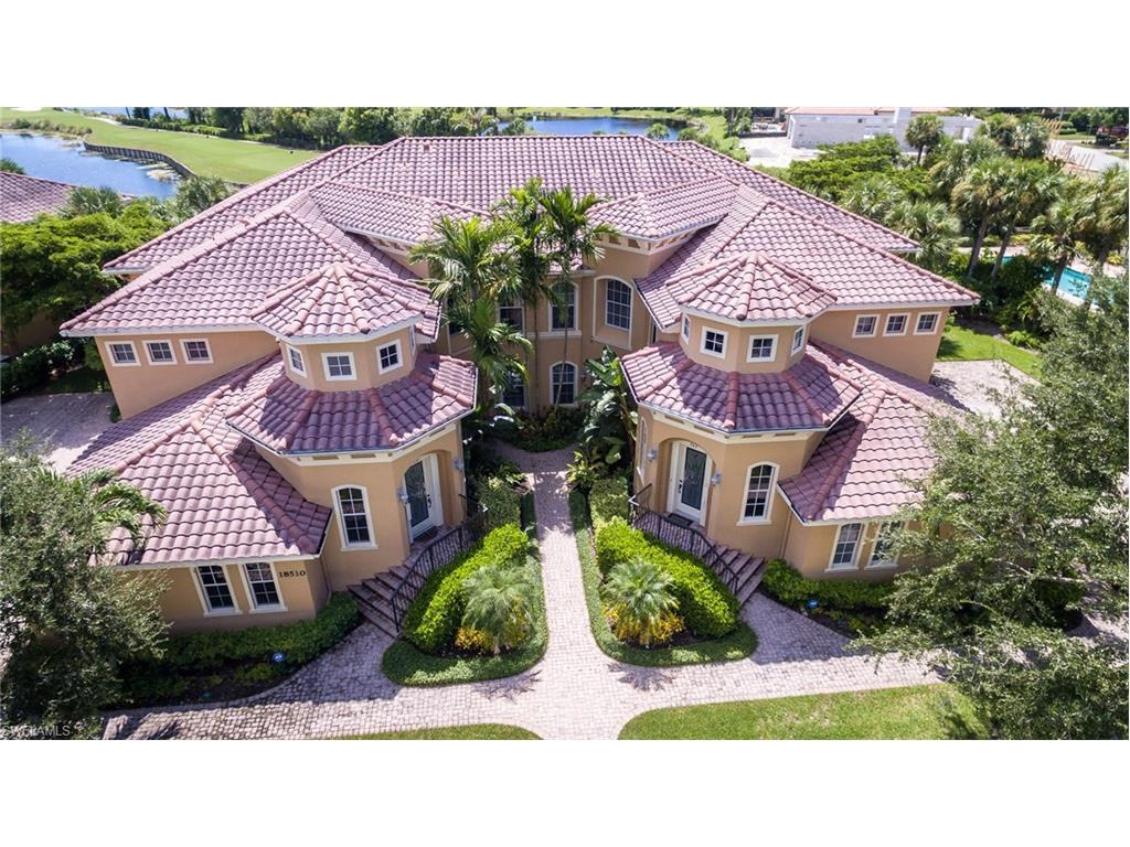 18510 Sandalwood Pointe #102, Fort Myers, FL 33908 (MLS #216059241) :: The New Home Spot, Inc.