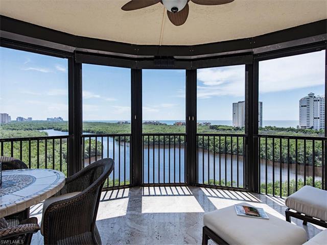 8990 Bay Colony Dr #802, Naples, FL 34108 (MLS #216059603) :: The New Home Spot, Inc.