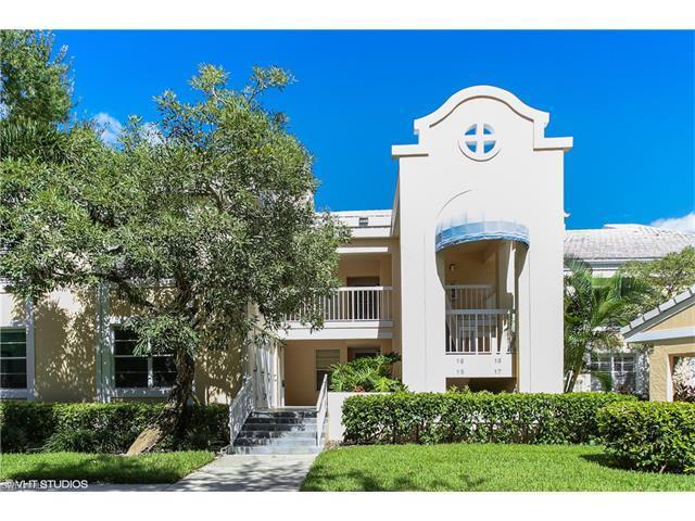 6141 Pelican Bay Blvd #15, Naples, FL 34108 (MLS #216061564) :: The New Home Spot, Inc.