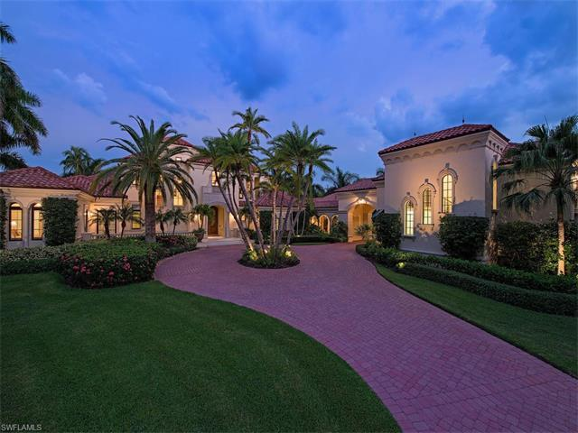 3292 Green Dolphin Ln, Naples, FL 34102 (MLS #216061788) :: The New Home Spot, Inc.
