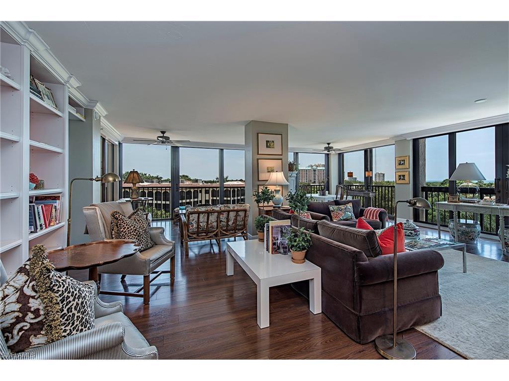 6000 Pelican Bay Blvd C-402, Naples, FL 34108 (MLS #216061876) :: The New Home Spot, Inc.