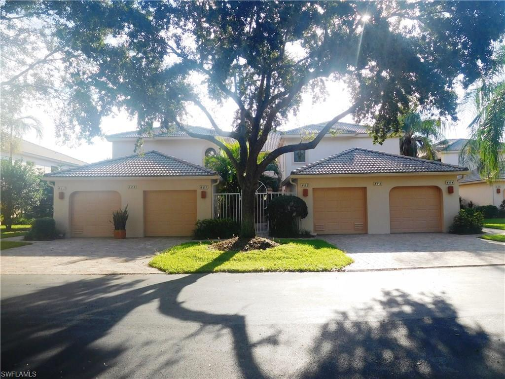 526 Lake Louise Cir #401, Naples, FL 34110 (#216062583) :: Homes and Land Brokers, Inc