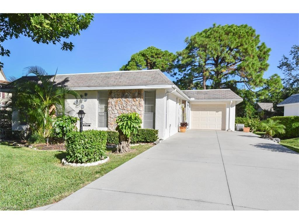 295 Georgetown Blvd #61, Naples, FL 34112 (#216064161) :: Homes and Land Brokers, Inc