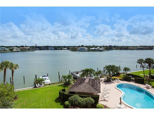 3500 Gulf Shore Blvd N #503, Naples, FL 34103 (MLS #216064522) :: The New Home Spot, Inc.