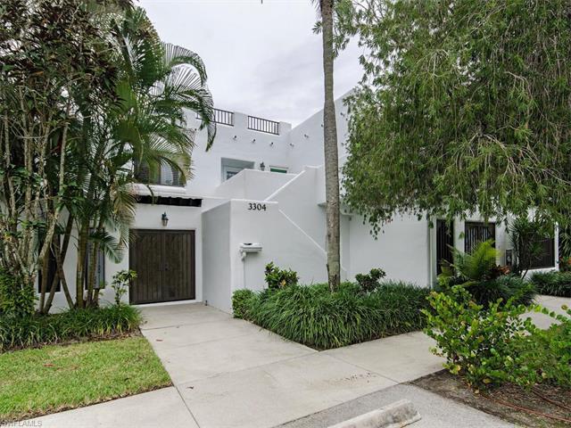 3304 Europa Dr #4, Naples, FL 34105 (MLS #216064592) :: The New Home Spot, Inc.