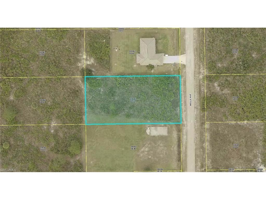 305 Wells Ave, Lehigh Acres, FL 33936 (MLS #216064673) :: The New Home Spot, Inc.
