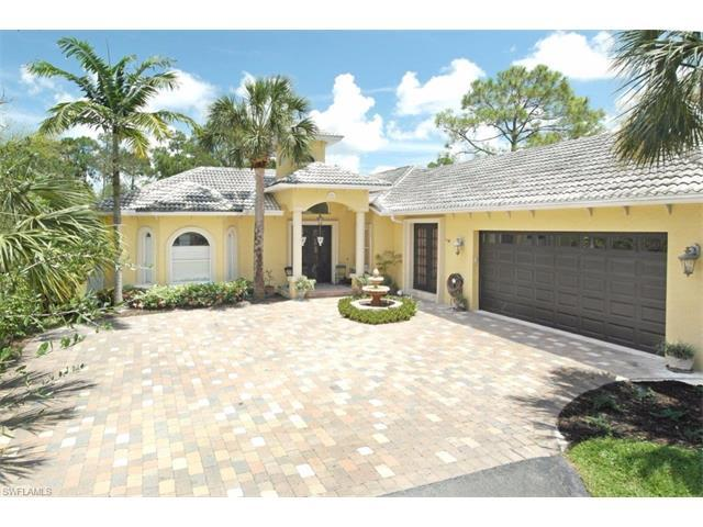 6831 Livingston Woods Ln, Naples, FL 34109 (#216065232) :: Homes and Land Brokers, Inc