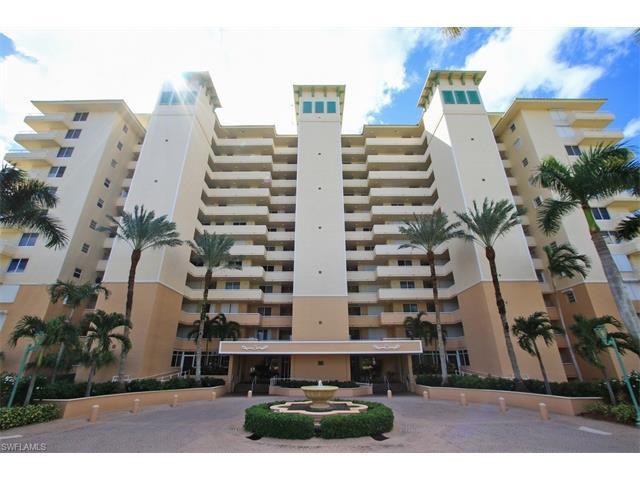 990 Cape Marco Dr #1105, Marco Island, FL 34145 (MLS #216065329) :: The New Home Spot, Inc.
