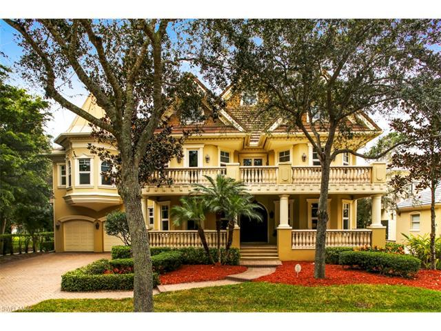 1408 Hemingway Pl, Naples, FL 34103 (#216066094) :: Homes and Land Brokers, Inc