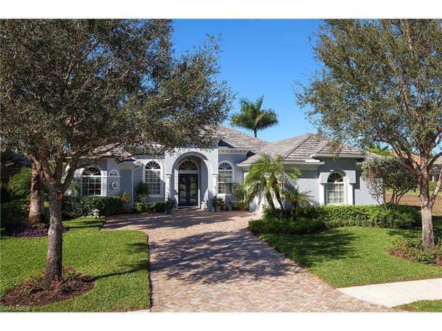 292 Saddlebrook Ln, Naples, FL 34110 (MLS #216074125) :: The New Home Spot, Inc.