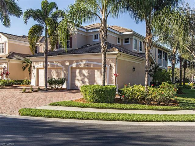 12843 Carrington Cir #202, Naples, FL 34105 (MLS #217007163) :: The New Home Spot, Inc.