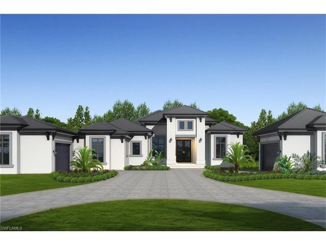 13002 Bald Cypress Ln, Naples, FL 34119 (MLS #217008523) :: The New Home Spot, Inc.