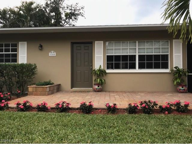 1264 Hilltop Dr, Naples, FL 34103 (MLS #217012498) :: The New Home Spot, Inc.