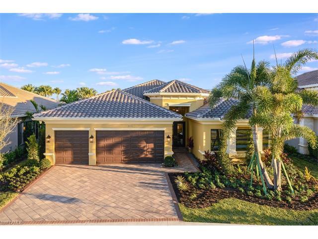4312 Caldera Cir, Naples, FL 34119 (#217013102) :: Homes and Land Brokers, Inc