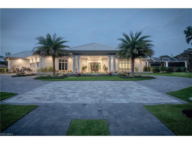 4587 Oak Leaf Dr, Naples, FL 34119 (#217015102) :: Homes and Land Brokers, Inc